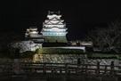 櫻門橋と天守、夜景…
