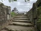 桜門から三重櫓…