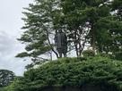 上杉謙信公 銅像(馬場跡)…