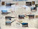 展望台への地図…