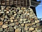 石垣と転用石