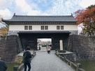 表門と土橋