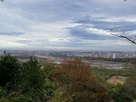 本丸神社先からの眺望…