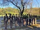 県指定史跡「城ノ原官軍墓地」…