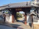本行寺に移築された高麗門(移築現存)…