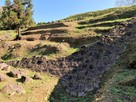 堀に施された石垣