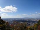 山頂からの眺望…