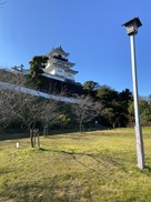 掛川城外観