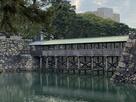 鞘橋(披雲閣から)