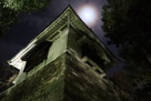 夜の月見櫓