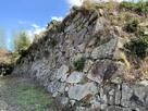 山中御殿石垣