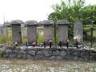 久昌寺にある吉乃の墓