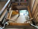 丸岡城 2階より階下を俯瞰