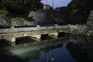 夕方の下乗橋