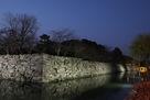 夕方の堀川
