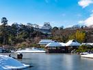 冬の玄宮園