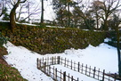 土橋石垣(本丸と二の丸)…