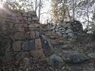 下太鼓櫓の石垣