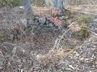 下太鼓櫓の石積