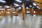 鶴丸倉庫の内部…