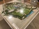 金沢城公園整備計画模型…