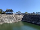 千貫櫓と大手門…
