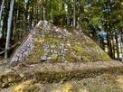菱櫓石垣(二ノ丸)…