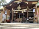 菟橋神社 社殿(小松市指定文化財)