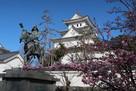 春近い大垣城