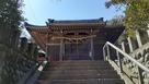 西の丸あとの高天神社…
