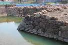 駿府城 発掘現場 慶長期の石垣…