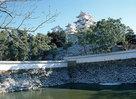 三国堀からの雪景色(改修前)…