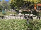 家臣群の墓