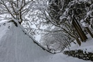 百彩寺 冬景色