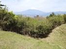 富士山と空堀