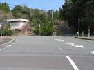 勝山城跡公園入口…