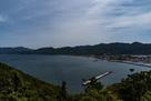 引田港から播磨灘へ…