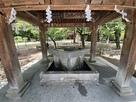 武田神社手水舎
