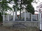 竹中半兵衛公生誕の碑…