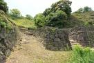 舟入の石垣