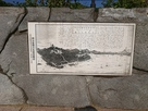 明治後期の名島鳥瞰図…