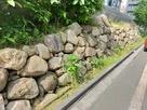 大阪城三の丸北端石垣(移転)