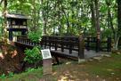 櫓門と木橋