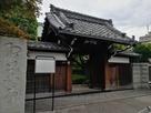 金剛寺の門