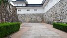 鉄門石垣の鏡石