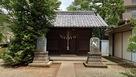 浮島神社(城の守護神)…