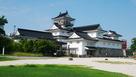 本丸の富山郷土博物館