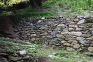 水の手郭石垣