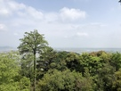 天主から琵琶湖の眺め(過去画像)…