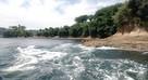 激しい潮流と能島城…